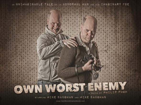 Own Worst Enemy Quad Poster