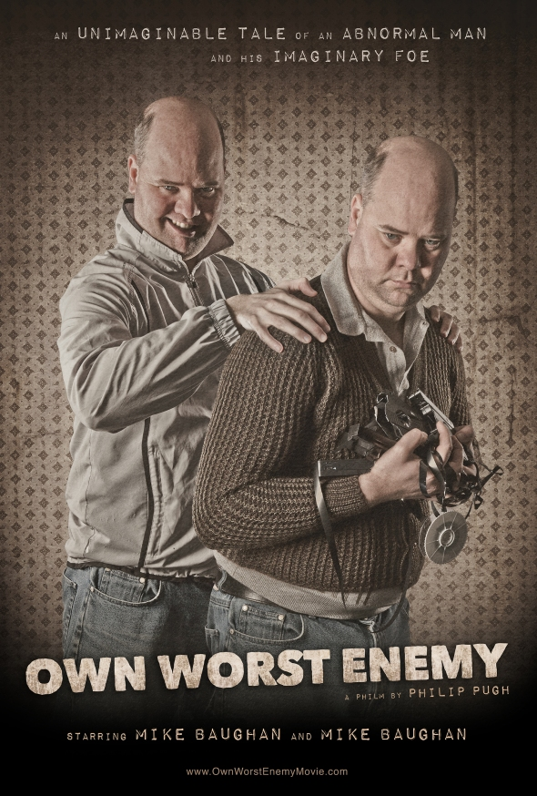 Own Worst Enemy One Sheet